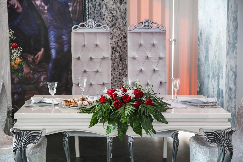 Зимняя свадьба: правила составления меню