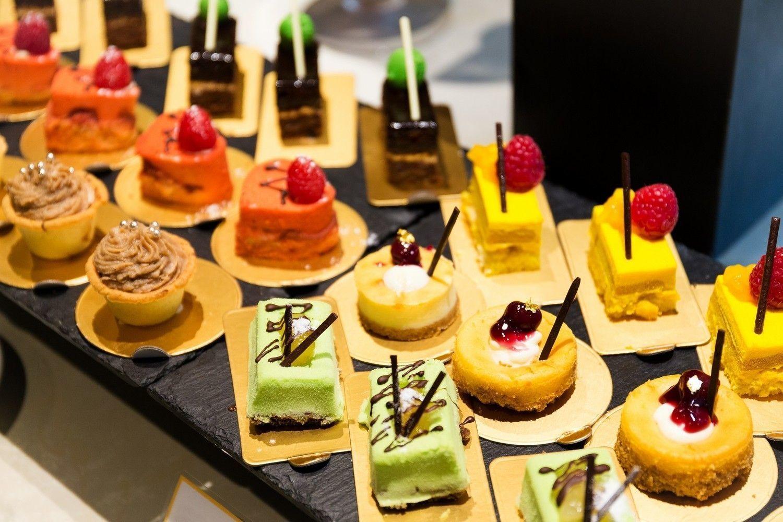 Мини-десерты