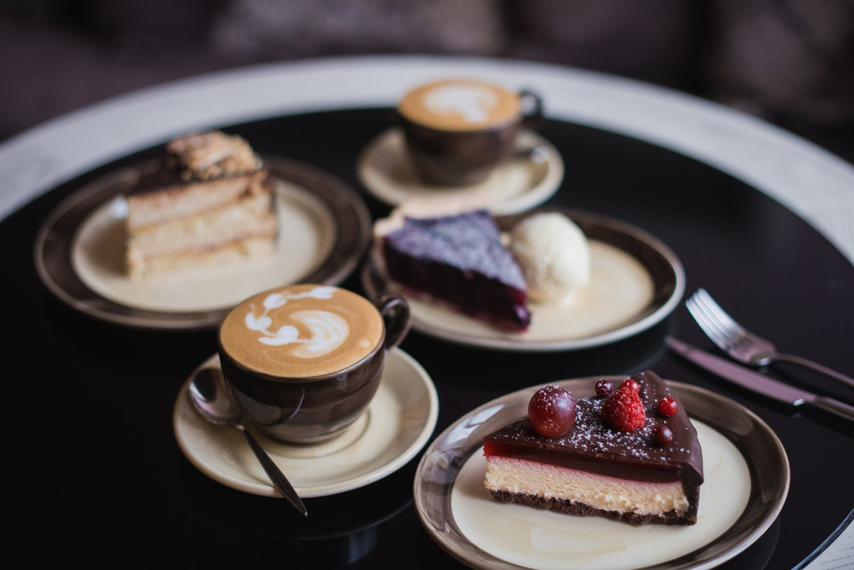 Десерты на кофе-брейк